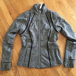 Lululemon full zip hoodie, Sz 10